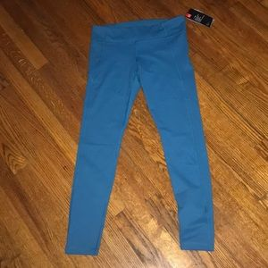 New Under Armour blue leggings